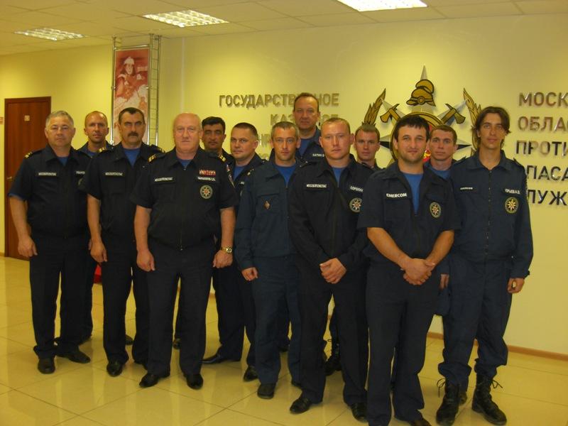 Работа пожарным в коломне вакансии